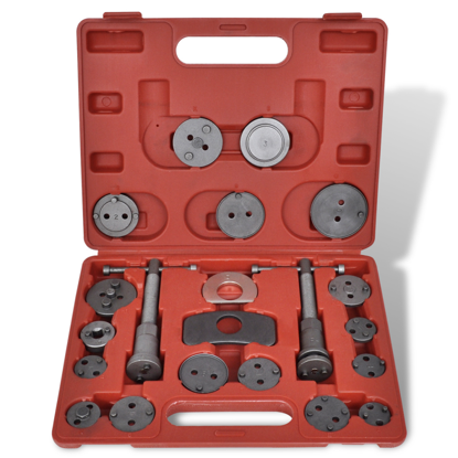 Picture of 22 pcs Brake Caliper Piston Rewind Tool Kit