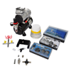 """Picture of Airbrush Compressor Set with 3 Pistols 1' x 5.9"""" x 1'"""