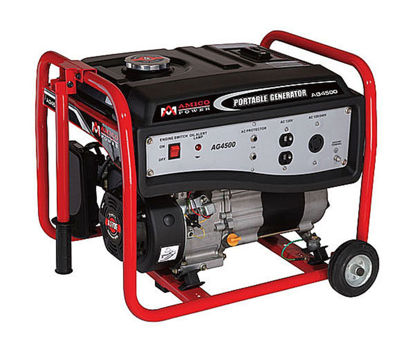Picture of AMICO POWER 3500W AG4500 GASOLINE GENERATORS