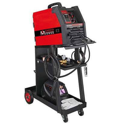Picture of AMICO Power MIG 115V/135Amp Welding Machine w/ kit
