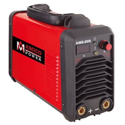 Picture of AMICO Power MMA 230V/200Amp Welding Machine