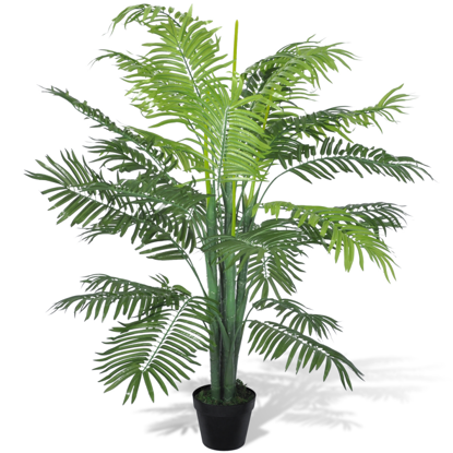 Picture of Artificial Phoenix Palm Tree with Pot 51""