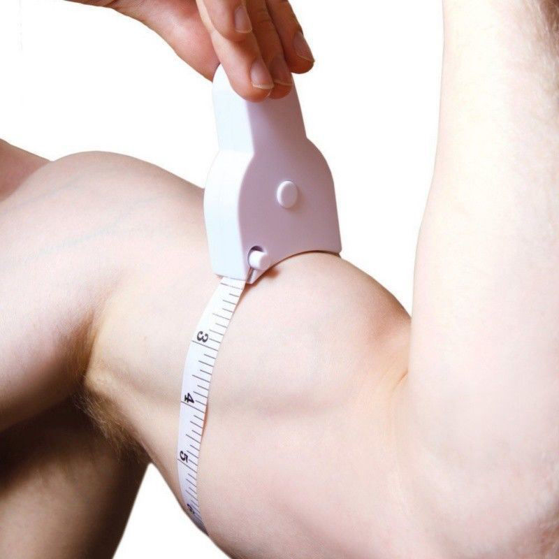 Picture of Body Accu-Measure Fat Caliper and Body Mass Measuring Tape