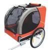 Picture of Dog Bike Trailer - Orange