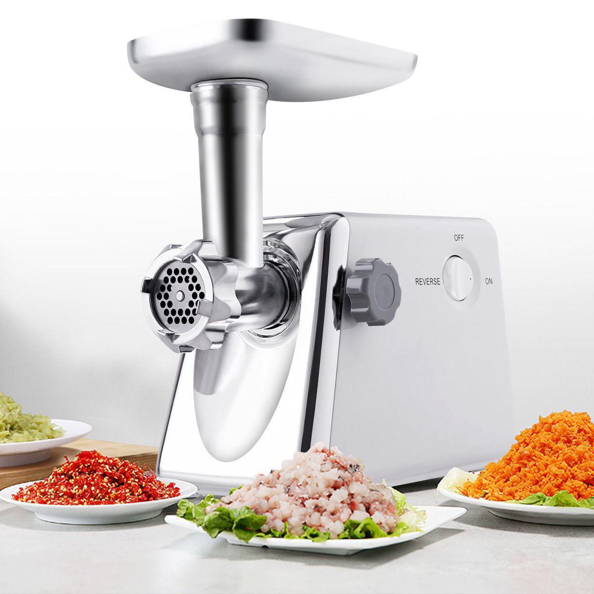 Picture of Electric Meat Grinder - 1300W