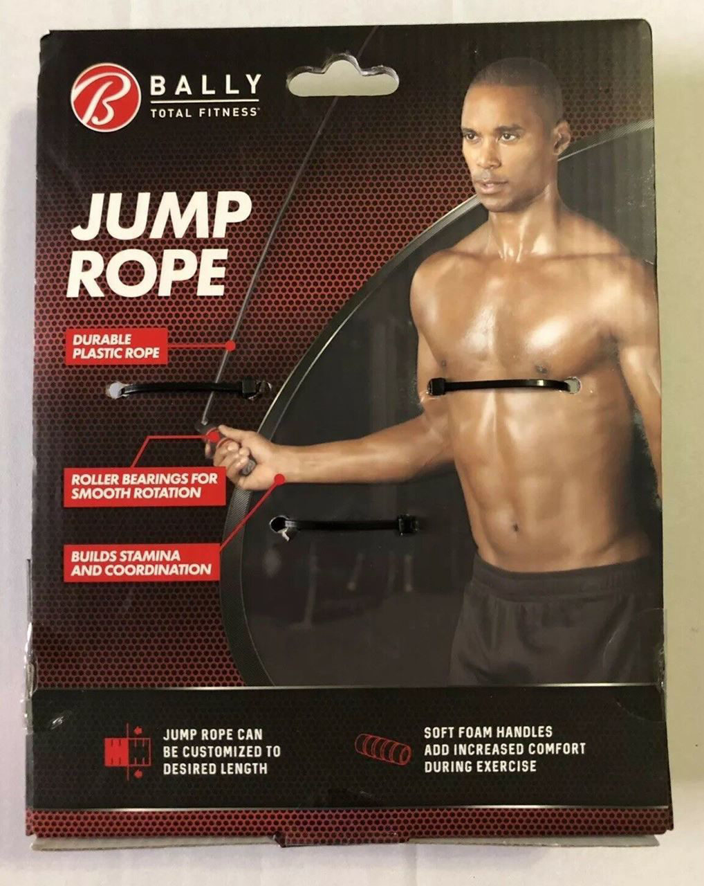 Picture of Fitness Exercise 10' Adjustable Jump Rope