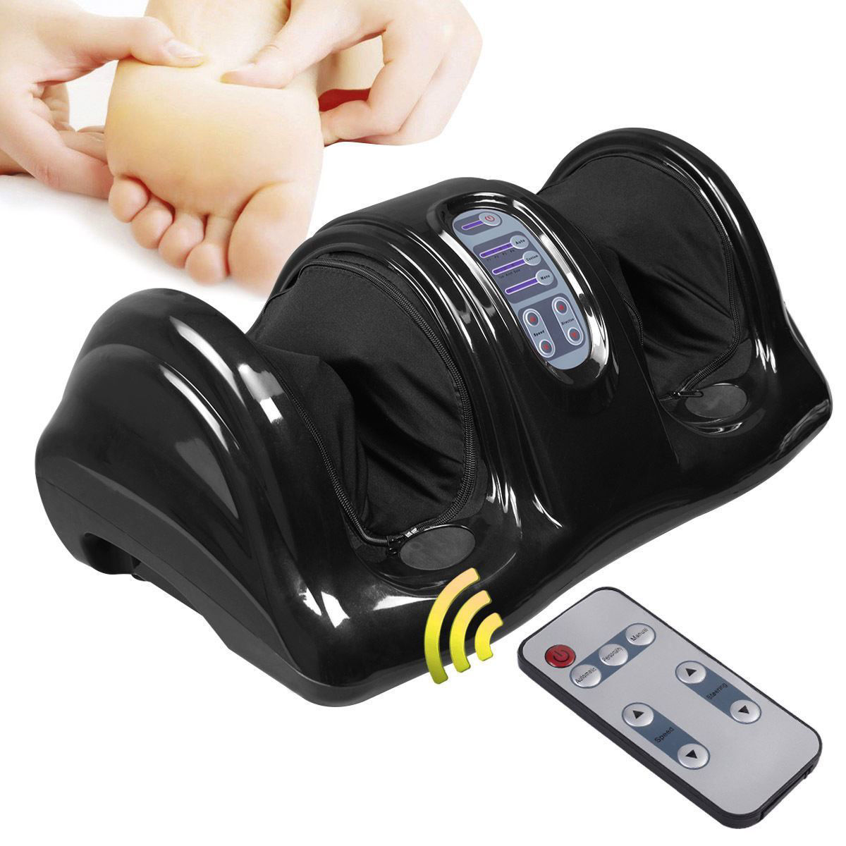 Picture of Foot Massager with Remote Shiatsu