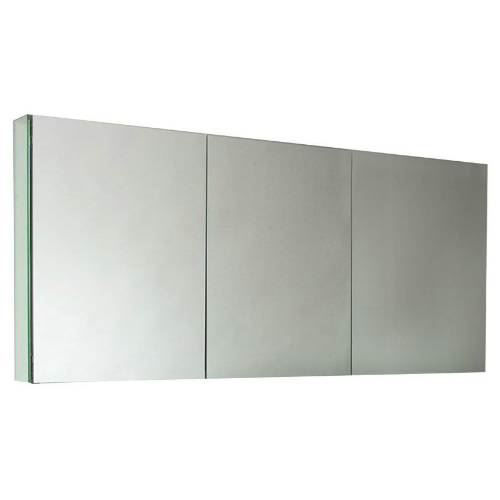 """Picture of Fresca 60"""" Wide Bathroom Medicine Cabinet with Mirrors"""