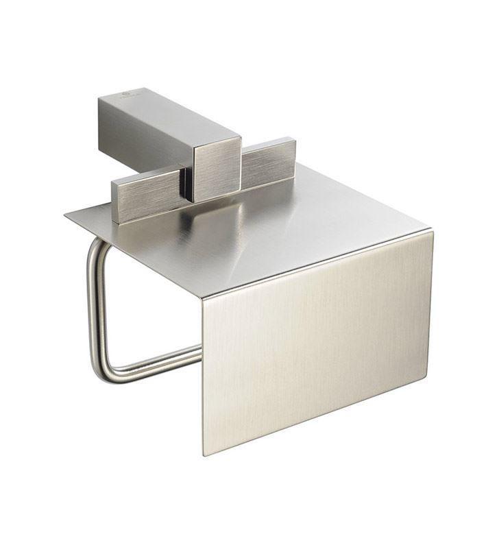 Picture of Fresca Ellite Toilet Paper Holder - Brushed Nickel