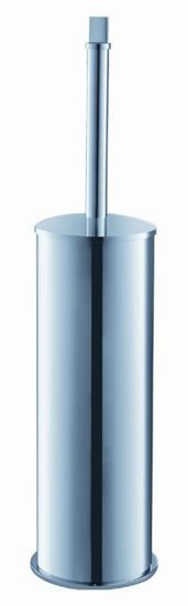 Picture of Fresca Glorioso Chrome Toilet Brush/Holder - Chrome