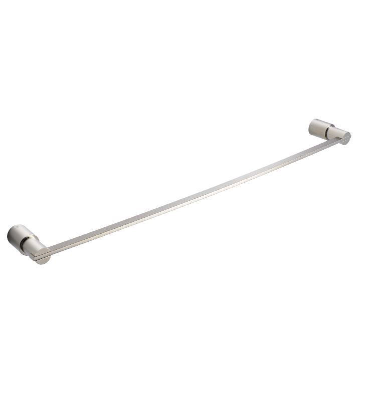 """Picture of Fresca Magnifico 24"""" Towel Bar - Brushed Nickel"""