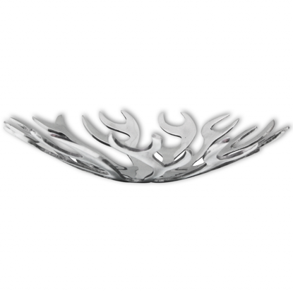 Picture of Fruit Basket - Aluminum Silver