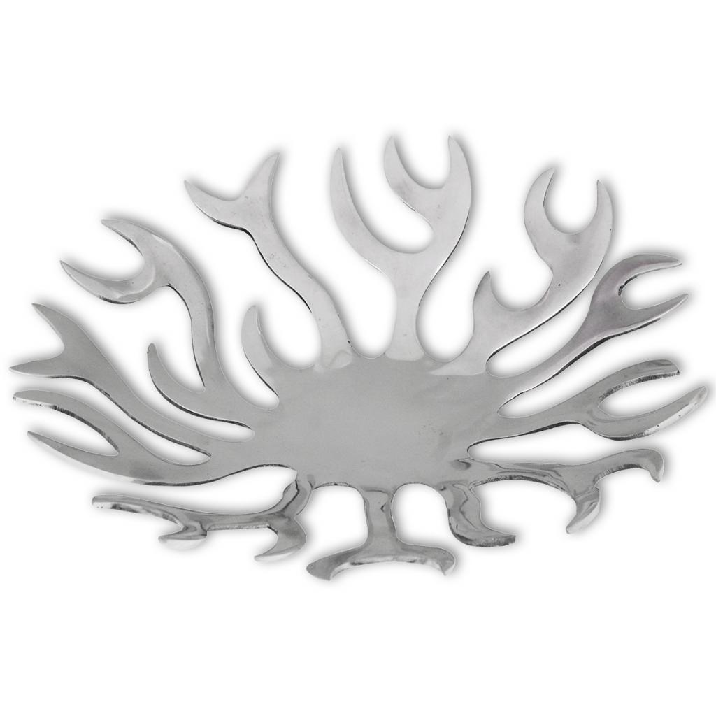 Picture of Fruit Basket - Aluminum Silver