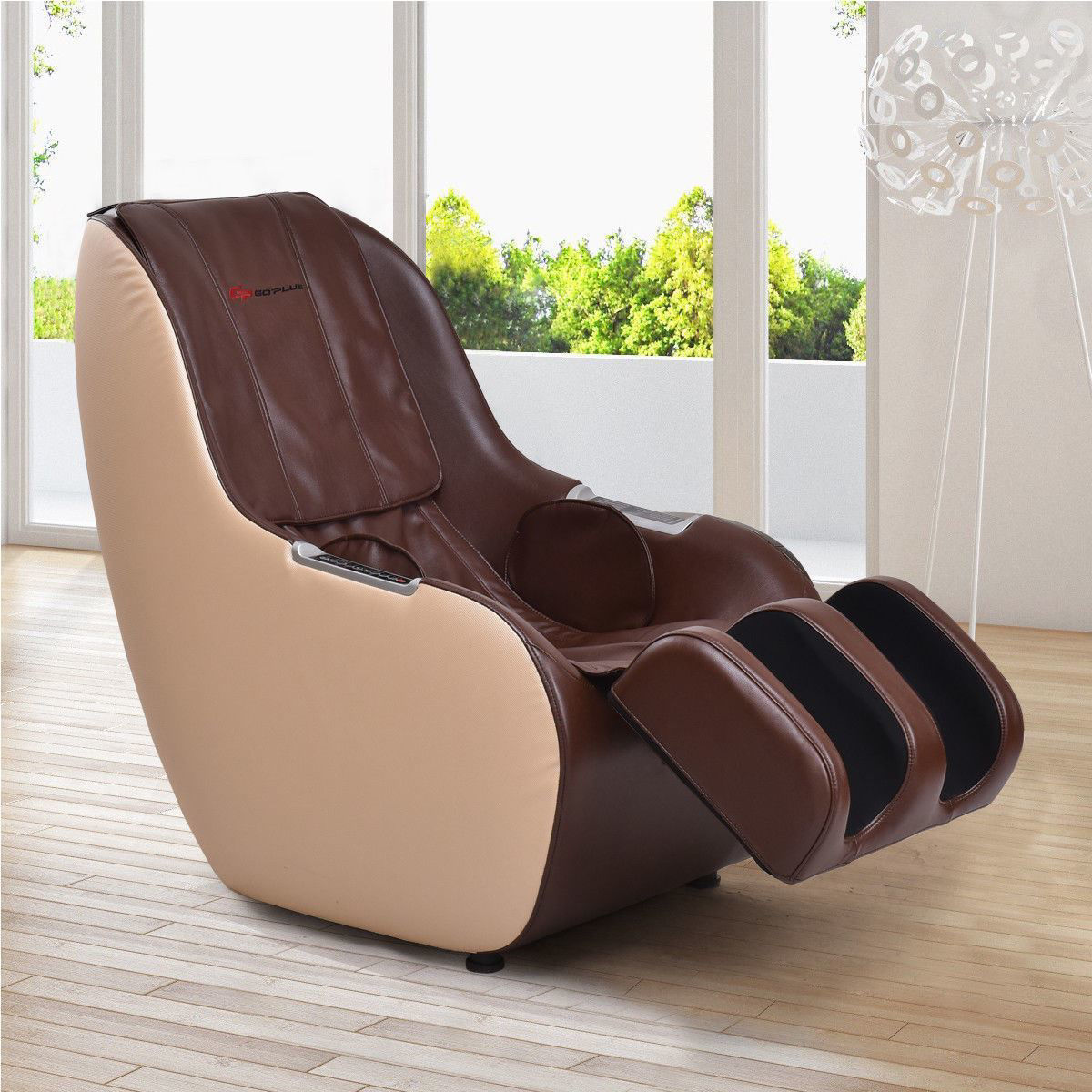 Picture of Full Body Massage Chair 3D Electric - Coffee