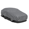 Picture of Full Car Cover Nonwoven Fabric Clean Vehicle Dust Water Resistant - Large Gray