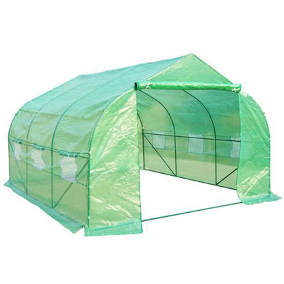 Picture of Outdoor Garden Portable Greenhouse  12' x 10' x 7'