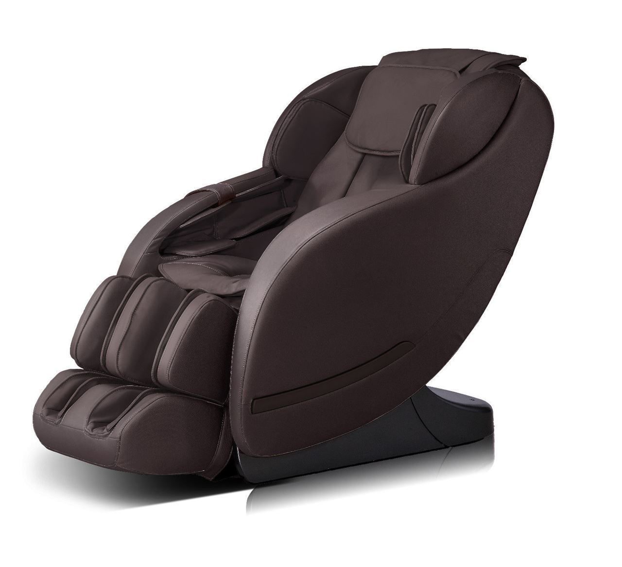 Picture of Full Body Zero Gravity Electric Shiatsu Massage Chair Foot Roller with Heat
