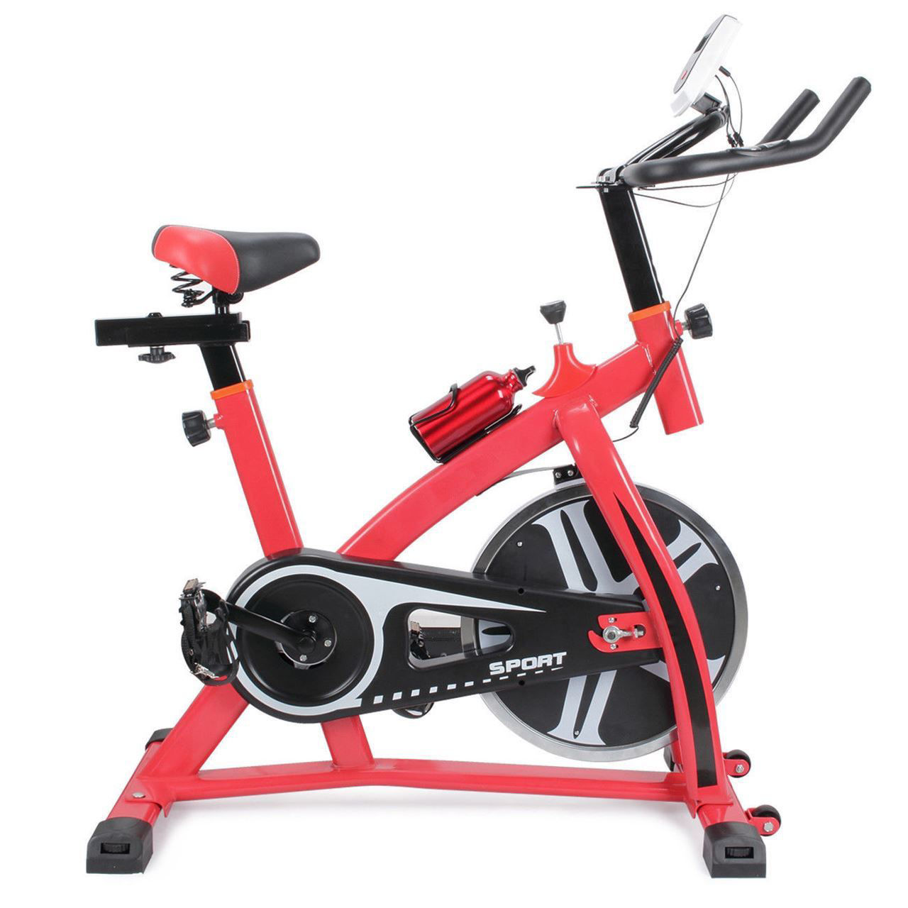 Picture of Home Gym Fitness Upright Cycling Bicycle Cardio Workout