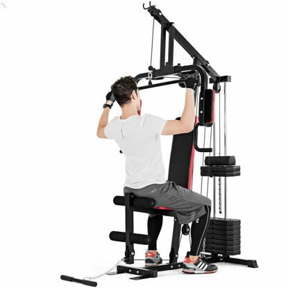 Picture of Home Gym Multifunctional Workout Machine