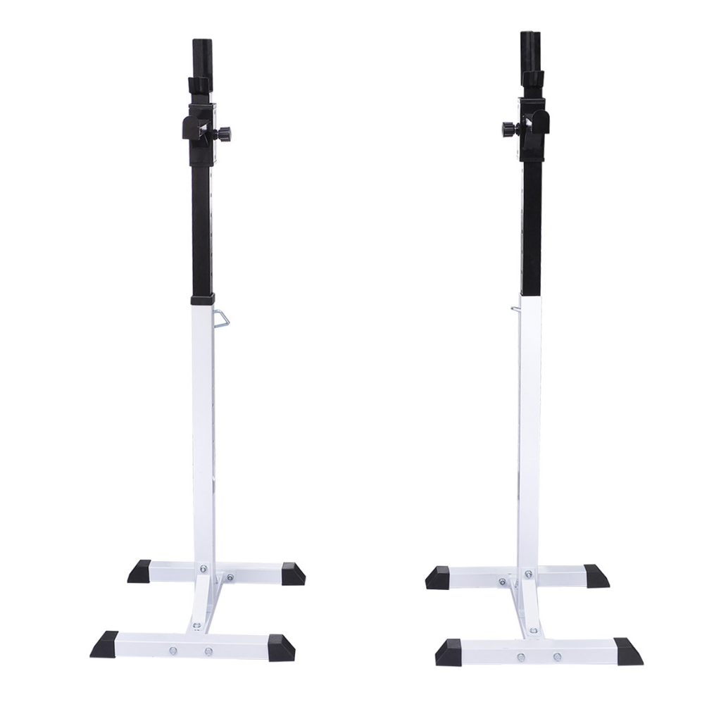 Picture of Home Gym Workout Squat Barbell Rack Set