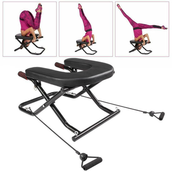 Picture of Home Gym Yoga Pilate Headstand Chair