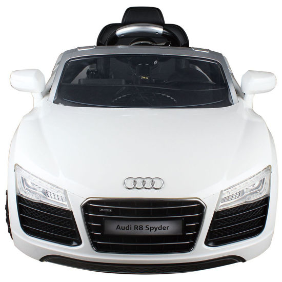 Picture of Kid Ride On Toy Car Audi R8 Spyder with Remote Control