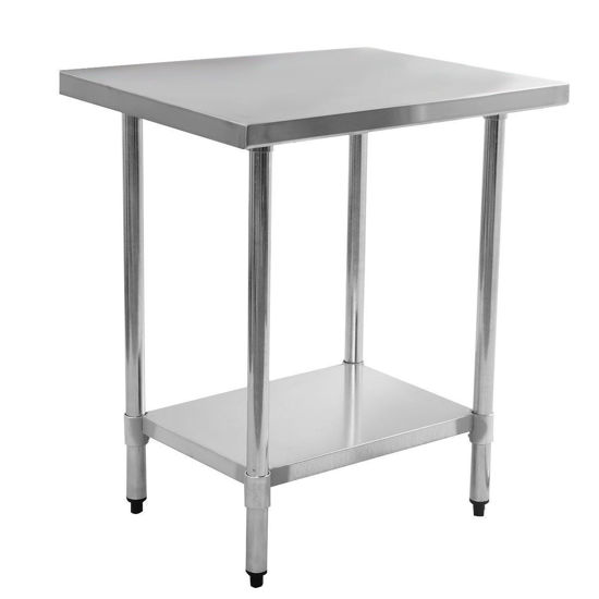 """Picture of Kitchen Prep Table - 24"""""""