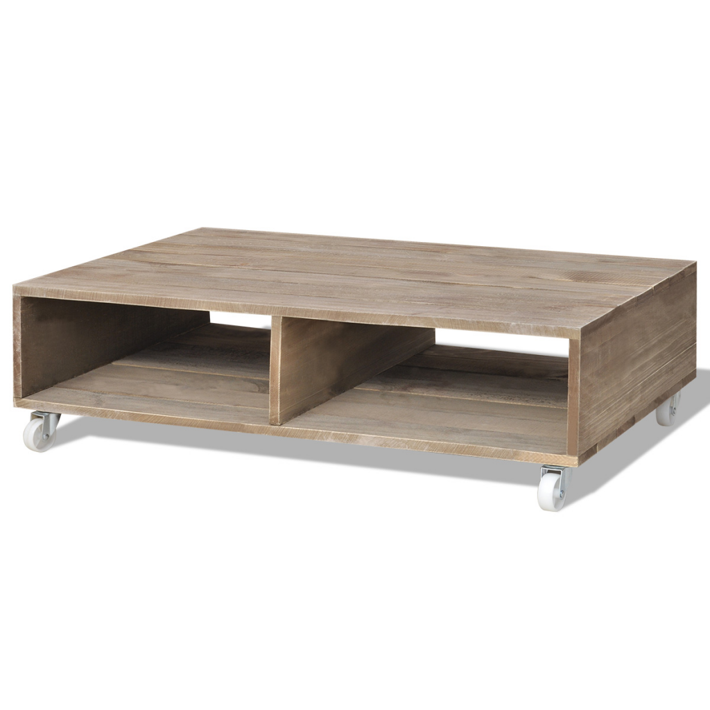 """Picture of Living Room Coffee Table 34"""" - Brown"""