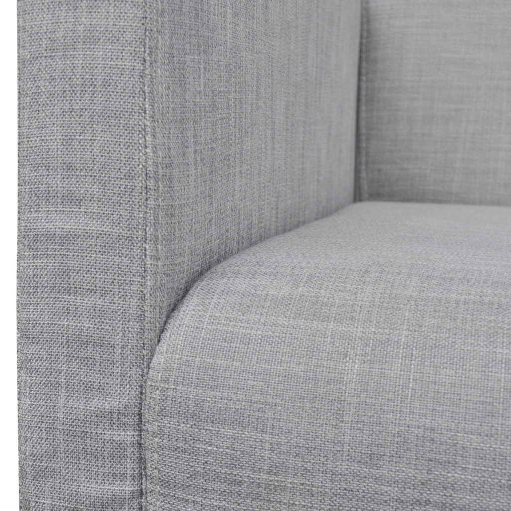 Picture of Living Room Fabric Sofa - Light Gray