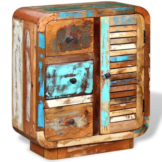 Picture of Living Room Sideboard - Solid Reclaimed Wood