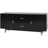 Picture of Living Room Sideboard High Gloss - Black