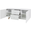 Picture of Living Room Sideboard High Gloss - White