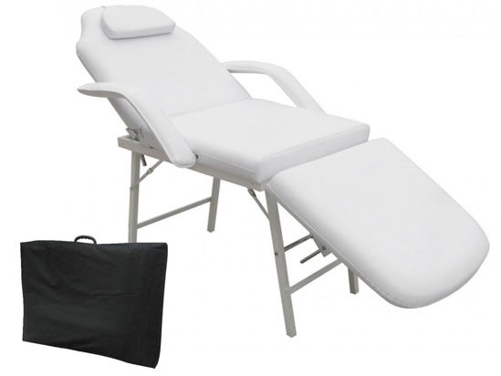 Picture of Portable Massage Table - White