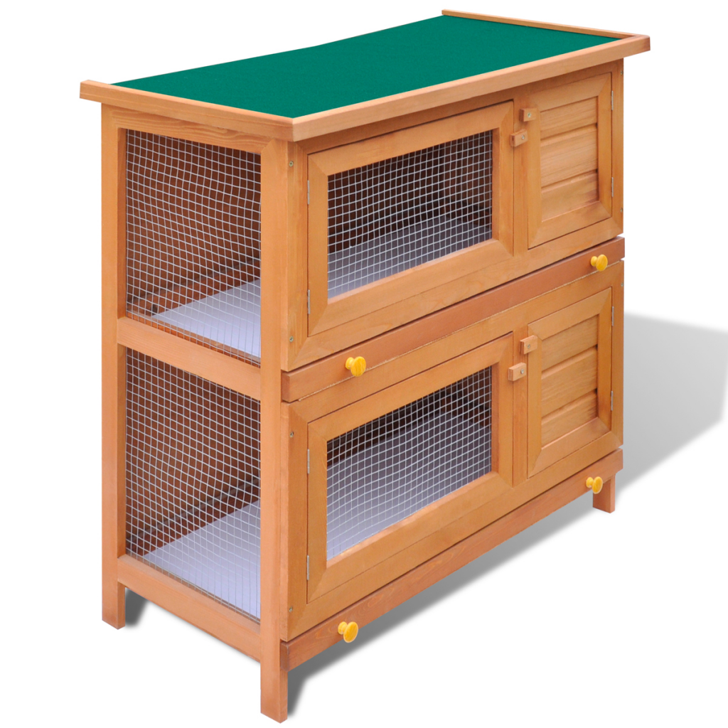 "Picture of Outdoor 36"" Chicken Coop Pet Cage"
