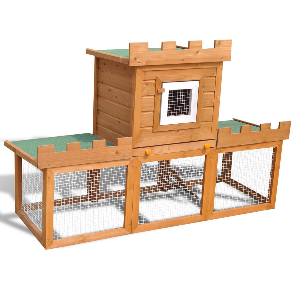 """Picture of Outdoor 56"""" Chicken Coop"""