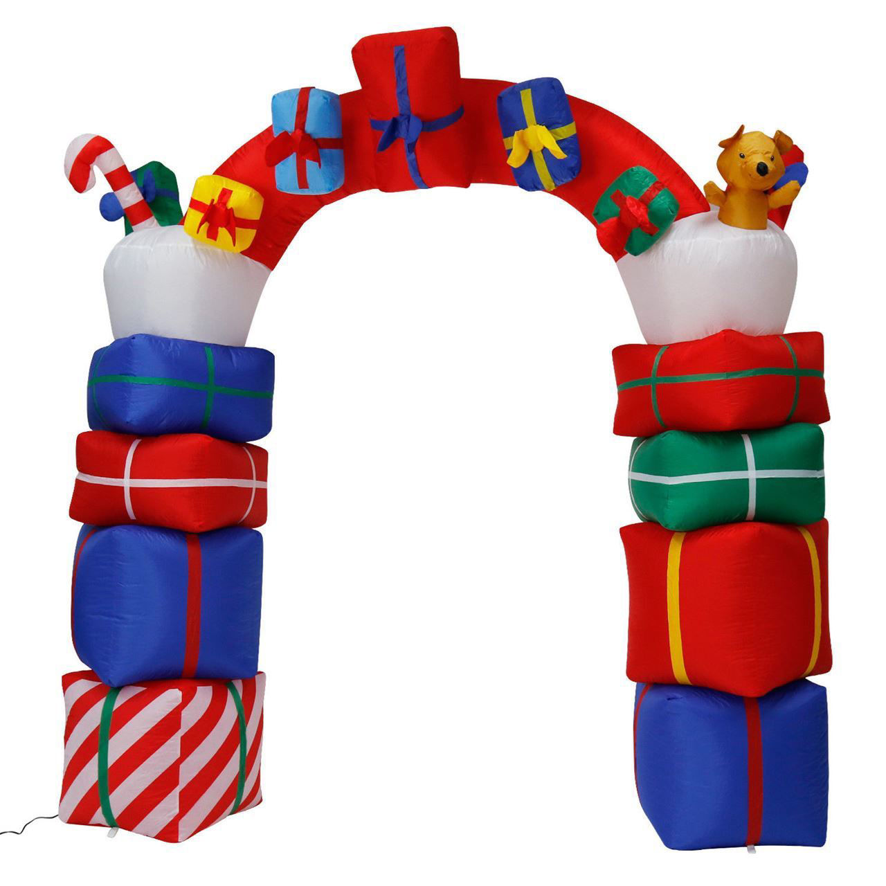 Picture of Outdoor 6.6 Ft Christmas Arch