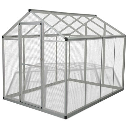 Picture of Outdoor Aviary Aluminum 70x95.3x75.6