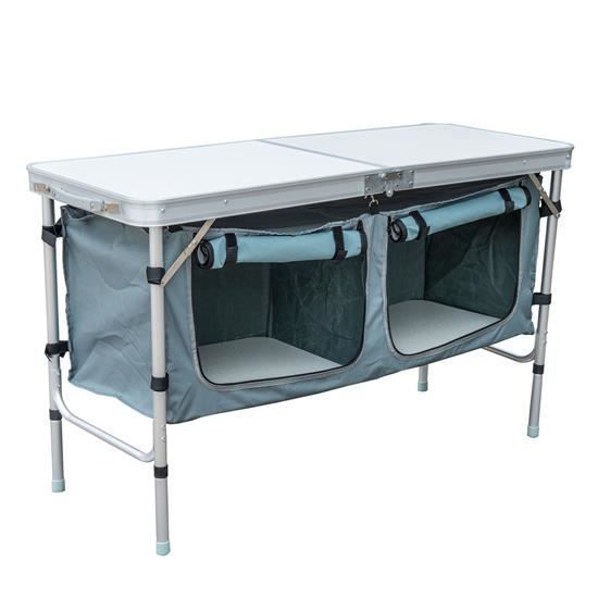 Picture of Outdoor Camping Table with Storage