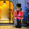 Picture of Outdoor Christmas Inflatable Nutcracker
