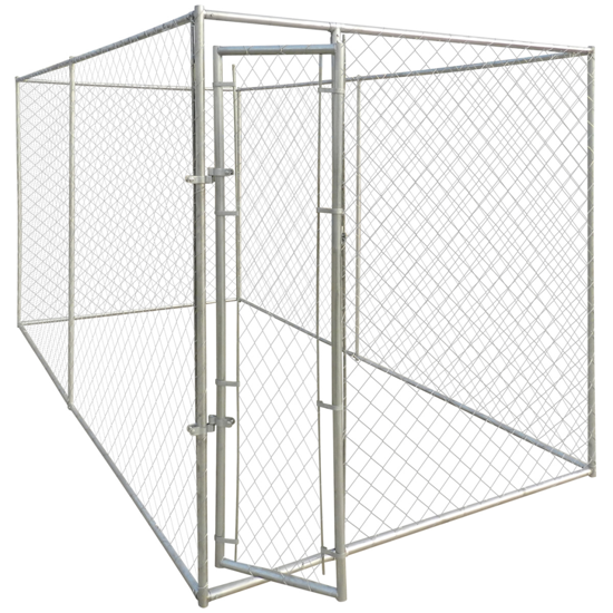 """Picture of Outdoor Dog Kennel 79"""" x 157"""" x 77"""" Heavy-duty"""