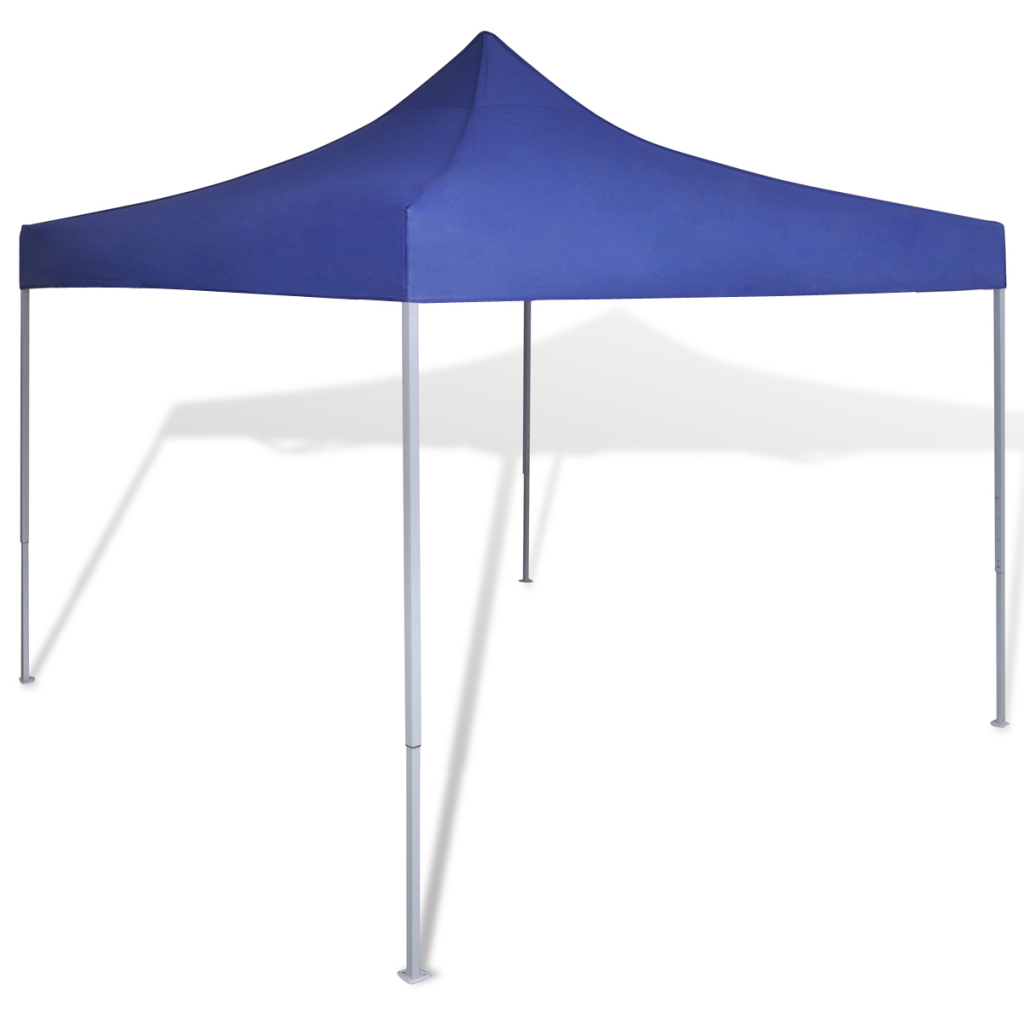 Picture of Outdoor Foldable Canopy Pavilion Tent 10' x 10' - Blue
