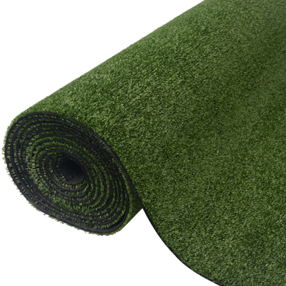 Picture of Outdoor Garden Lawn Artificial Grass 3' x 98' - Green