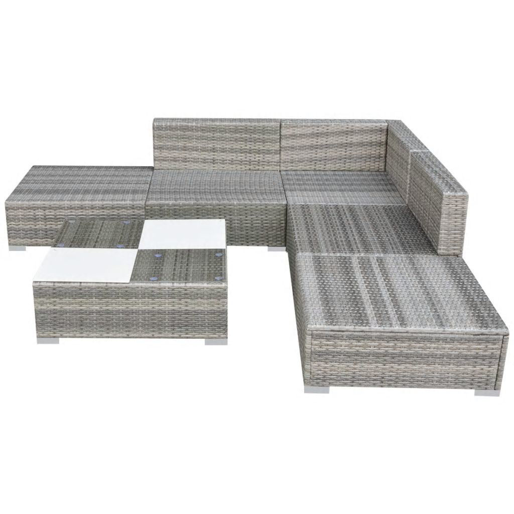 Picture of Outdoor Patio Furniture - Gray