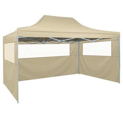 Picture of Outdoor Pop-Up Tent 10'x15' - Cream White