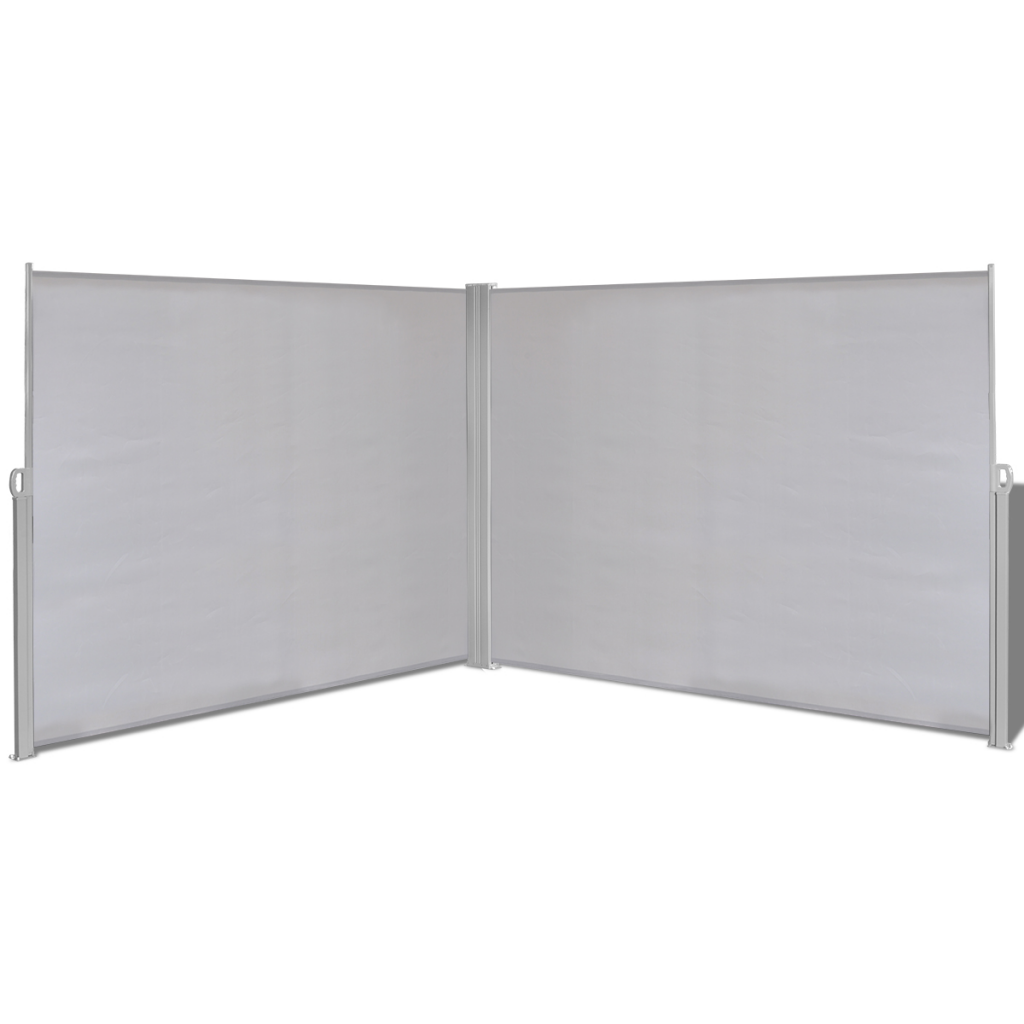"Picture of Outdoor Side Awning 71"" - Gray"