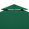 Picture of Outdoor Waterproof 10' x 10' Gazebo Cover Canopy - Green