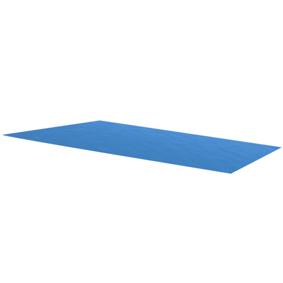 Picture of Pool Cover Rectangular 216 x 108 inch PE - Blue