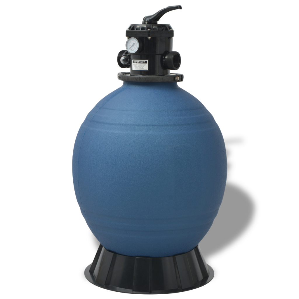 Picture of Pool Sand Filter 22 inch Round Blue