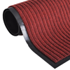 "Picture of PVC Door Mat 2' 9"" x 3' 9"" - Red"