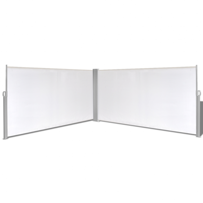 """Picture of Retractable Side Awning 63""""x236"""" Cream"""